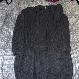 Blue notes Knit cardigan